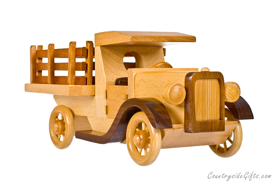 Shop Shop Models Classic Cars Wooden Model-T Car Truck